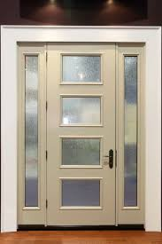 modern exterior doors modern meranti wood front entry door in