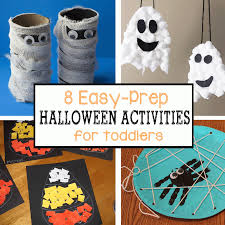 8 easy prep halloween activities for toddlers bugaboocity