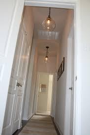 mesmerizing design ideas of narrow hallway lighting lighting