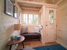 Interiors Of Tiny Homes Tiny Home Interiors Gorgeous 172 Square Foot Tiny House With Great