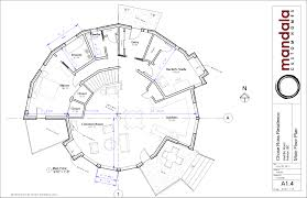 our green round home a project diary about building floor plans