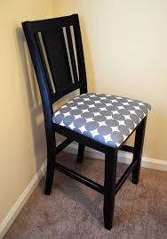 How To Upholster A Dining Chair Back Furniture Chic Recovering Dining Room Chairs With Backs