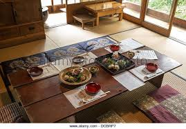 traditional japanese dinner table 51 traditional table setting yellow and blue table setting