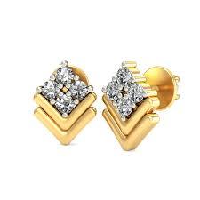 daily wear diamond earrings online jewellery marketplace india for diamond rings online