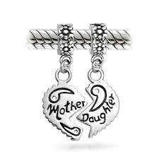 split dangle bead set fits pandora charms