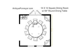 dining room floor plans large dining room table seats 6 10 hepplewhite