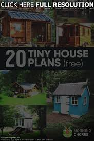 tiny house floor plans corglife free 20 x 24 cottage 2 000 home