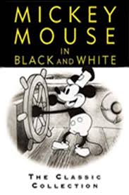 20 Classic Black And White Mickey Mouse In Black And White Vol 2 Disney Movies
