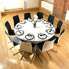 10 person round table 10 person round table dining room tables person extra large round