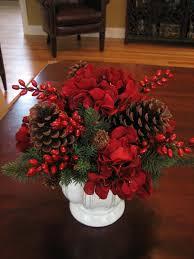 arreglos de flores de navidad ideas imágenes crochet pinterest