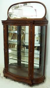 Curio Cabinets Living Spaces 234 Best Vintage Or Antique Curios China Display Cabinets Images