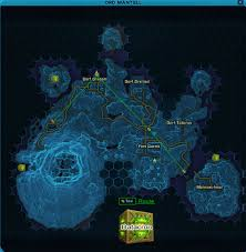 Swtor Map Star Wars The Old Republic U2013 Spielhilfe Datacrons