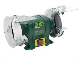Power Bench Record Power Rptrpbg6 Rpbg6 Bench Grinder 6in