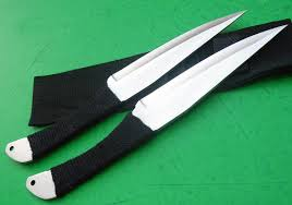 rostfrei kitchen knives linder rostfrei throwing knives set of 2 xxxknife outdoor