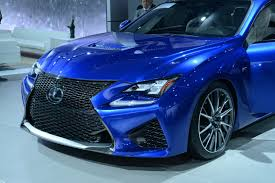 new lexus rcf new lexus rc f comes with 450hp v8 that uses both atkinson and