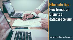 Java Map Get Hibernate Tips How To Map An Enum To A Database Column