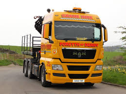 forsyth of denny crane hire in scotland and uk transport services