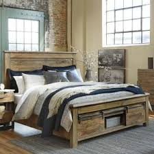 ashley sommerford king storage bedroom set weekends only