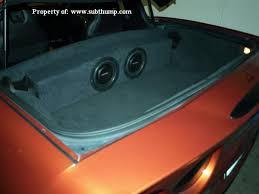 c6 corvette sub box z06 corvette partition subwoofer box