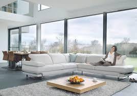 canape cuir moderne salon en cuir moderne ou rustique en exposition permanent chez votre