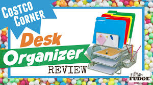 Neat Desk Organizer Reviews Desk Organizer Product Review Costco Youtube
