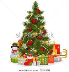 christmas tree images vector christmas tree snowflakes stock vector 339379817 shutterstock