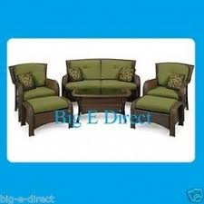 wicker deep seating patio furniture foter