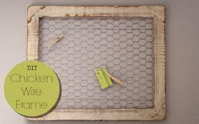 how to put chicken wire on cabinet doors homestead decor diy chicken wire frame the prairie homestead