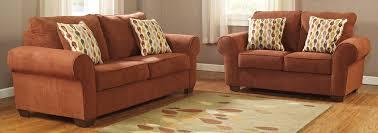 terracotta sofa living room