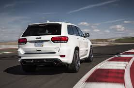 jeep srt 2011 jeep grand cherokee trackhawk 0 60 in 2 7 seconds 79 999