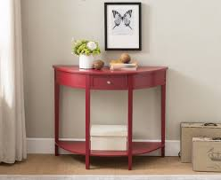 furniture entryway tables luxury entryway console table paint