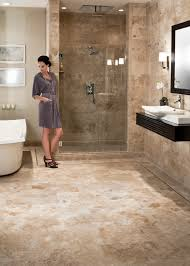 cool travertine bathroom ideas good home design interior amazing