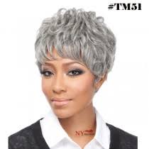Salt And Pepper Wigs By Colors Trends
