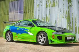 mitsubishi eclipse yellow mitsubishi eclipse green car super car fast and the furious hd