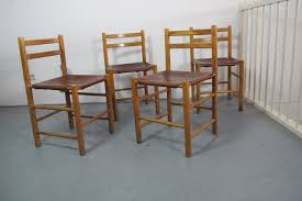 Z Dining Chairs by Vintage Dutch Design Dining Chairs By Ate Van Apeldoorn Set Of 4