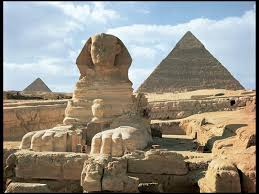 great pyramids menkaura khafre khufu and great sphinx giza