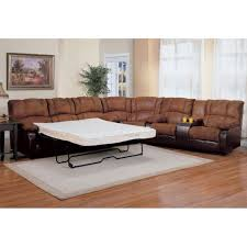 Leather Sectional Sofa With Chaise by Leather Sectional Sleeper Sofa With Chaise 106 Best Sectionals