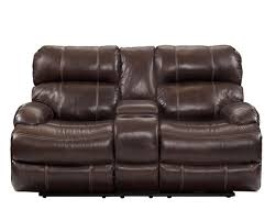 shop barcalounger leather sofa recliners