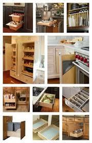kitchen cabinets storage ideas trash bag storage via atticmag i tried to find the