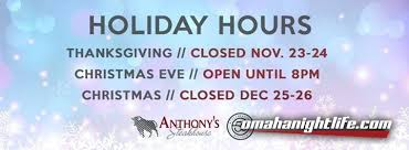 closed day after thanksgiving event