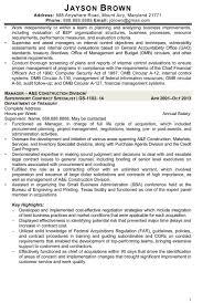 Federal Contract Specialist Resume Federal Resume Writing U2013 Createaresume