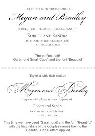 wedding invitations font best wedding invitation fonts amulette jewelry