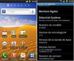 android gingerbread samsung galaxy s i9000 android 2 3 gingerbread leaked