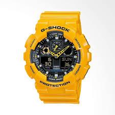 Jam Tangan G Shock Pria Original jual jam original casio casio g shock jam tangan pria ga 100a 9adr