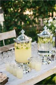 Ideas For Backyard Weddings by 15 Creative Ways To Serve Drinks For Outdoor Wedding Ideas