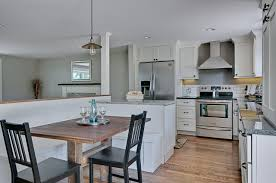 farmington ct kitchen with traditional white cabinets