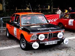 bmw rally bmw 2002 1602 touring retro rides