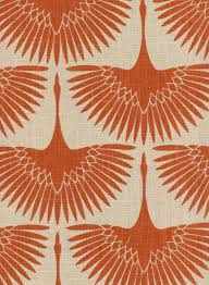 Coordinating Upholstery Fabric Collections Blue Orange Moroccan Upholstery Fabric Heavyweight Medallion