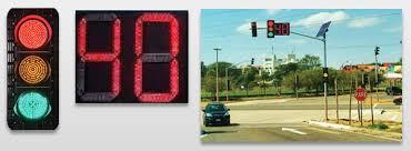 Solar Traffic Light - msp