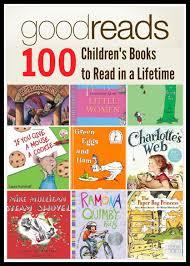 100 Best Children S Books A List Of Goodreads 100 Best Children Books To Read In A Lifetime